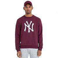 [해외]뉴에라 MLB Team Logo Crew Neck New York Yankees Red