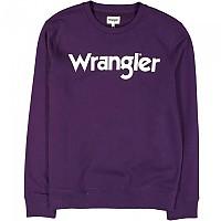 [해외]WRANGLER Multi Logo Purple Pennant