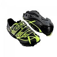 [해외]DMT Robur MTB Shoes 11331679 Black / Yellow Fluo