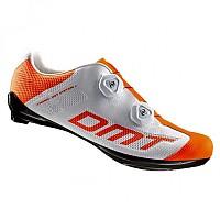 [해외]DMT R1 Road Shoes 1136435806 White / Orange Fluo