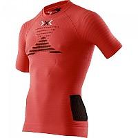 [해외]엑스 바이오닉 Effektor Running Powershirt Red / Black