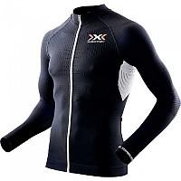 [해외]엑스 바이오닉 The Trick Biking Shirt L/S Full Zip Black / White