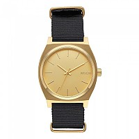 [해외]닉슨 Time Teller 136450194 Gold / Black