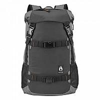 [해외]닉슨 Small Landlock Backpack II Gunmetal