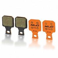 [해외]XLC Disc Brake Pads BP O38 Orange