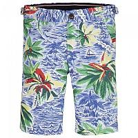 [해외]타미힐피거 KIDS MSW Hawaiian Aop Bright White / Multi