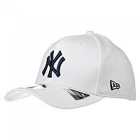 [해외]뉴에라 White Base Stretch Snap 9 Fifty New York Yankees White / Official Team Colour