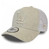 [해외]뉴에라 Trucker Jersey Essential Los Angeles Dodgers White / Gray / Off White