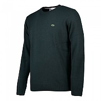[해외]라코스테 Crew Neck Wool Green / Navy / Fluor