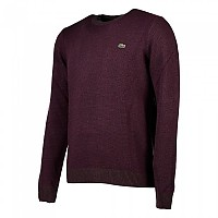 [해외]라코스테 Jsersey Sweater Wine / Baobab