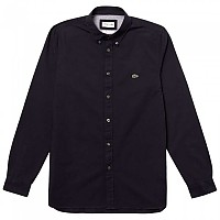[해외]라코스테 Slim Fit Stretch Oxford Dark Navy