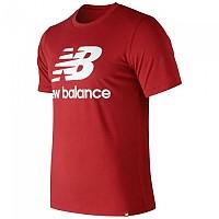 [해외]뉴발란스 Essentials Stacked Logo Team Red