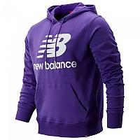 [해외]뉴발란스 Essentials Stacked Logo Prism Purple
