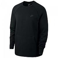 [해외]나이키 Sportswear Tech Crew Black / Black