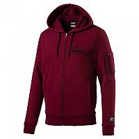 [해외]푸마 Style Pocket Full Zip Hoodie Tibetan Red