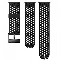 [해외]순토 Athletic 1 Silicone Strap 4136954641 Black