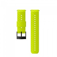 [해외]순토 Athletic 3 Silicone Strap 4136954651 Lime / Black