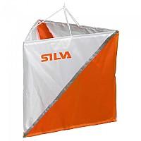 [해외]SILVA 리플렉티브 Marker 15x15 cm White / Orange
