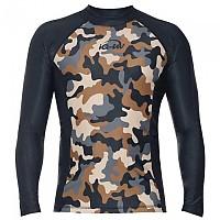 [해외]iQ-Company UV 230 Shirt Slim Fit L/S Olive