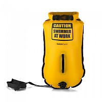 [해외]BUDDYSWIM Drybag Caution Swimmer At Work 20L Yellow