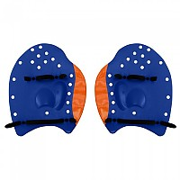 [해외]ZONE3 Power Stroke Hand Paddles Blue