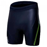 [해외]ZONE3 Buoyancy 3/2 mm Shorts Black