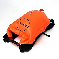 [해외]ZONE3 Swim Run Backpack Dry Bag Buoy 28L Orange