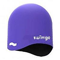 [해외]SWIMGO 3D Ball Cap Reversible Junior Violet / Black