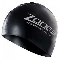 [해외]ZONE3 Silicone Black