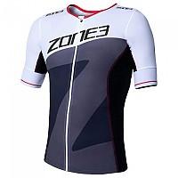 [해외]ZONE3 Lava S/S Grey / White / Red