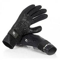 [해외]립컬 E-Bomb 2 mm 5 Finger Glove Black