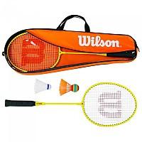 [해외]윌슨 Starter Kit Junior Orange / Yellow