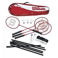 [해외]윌슨 Badminton Tour Set