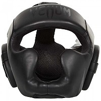 [해외]VENUM Challenger 2.0 Headgear Black / Black