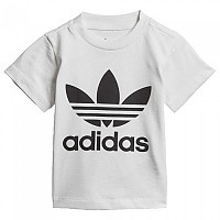 [해외]아디다스 ORIGINALS Trefoil Infant White / Black