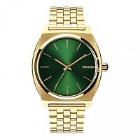 [해외]닉슨 Time Teller Gold / Green Sunray