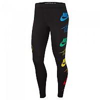 [해외]나이키 Sportswear Leg A See Flip Black / Racer Blue