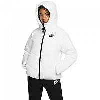 [해외]나이키 Sportswear Windrunner Syntehtic Fill White / White / Black