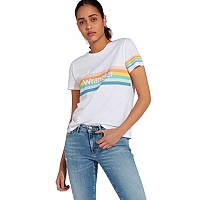 [해외]WRANGLER Rainbow White