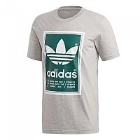 [해외]아디다스 ORIGINALS Filled Label Medium Grey Heather / Collegiate Green