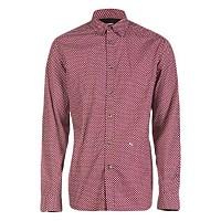 [해외]디젤 S Pink Shirt Tawny Red