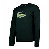 [해외]라코스테 Crew Neck Multi Croc Badge Sinople