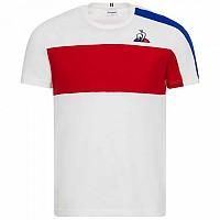 [해외]르꼬끄 Tricolore T Shirt N.OpticalWhite / Cobalt / Pur Rouge