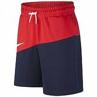 [해외]나이키 Sportswear Swoosh University Red / Obsidian / White