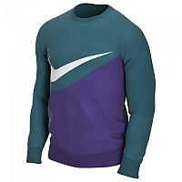 [해외]나이키 Sportswear Swoosh Crew Court Purple / Geode Teal / White