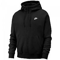 [해외]나이키 Sportswear Club BB Hoodie Tall Black / Black / White