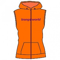 [해외]트랑고월드 Ainelle Vest Orange Popsicle / Teaberry