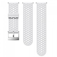[해외]순토 Athletic 1 Silicone Strap 4136954640 White / Steel