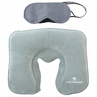 [해외]FERRINO Travel Pillow+Eyemask