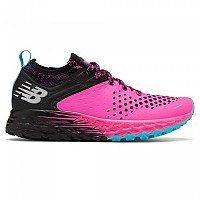 [해외]뉴발란스 Fresh Foam Hierro v4 Black / Pink / Blue